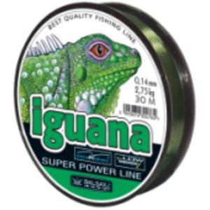 Леска монофильная Iguana  30м 0,22