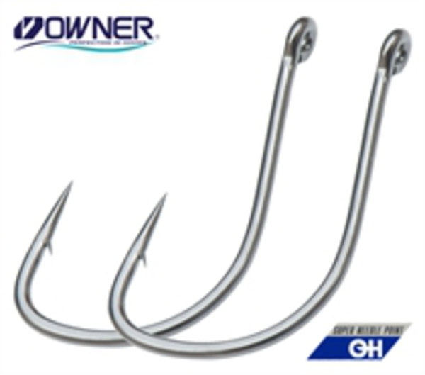 Крючки одинарные Owner PIN HOOK 50922-10 в уп 10 шт