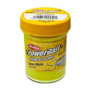 "Форелевая паста ""Berkley"" Natural Scent Trout Bait (Corn) 50гр"