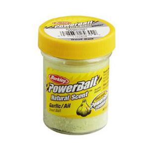 "Форелевая паста ""Berkley"" Natural Scent Trout Bait (Garlic) 50гр"
