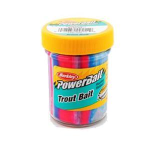 "Форелевая паста ""Berkley"" Biodegradable Trout Bait (Capt. America R/W/B) 50гр"
