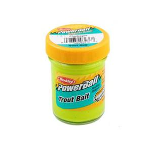 "Форелевая паста ""Berkley"" Biodegradable Trout Bait (Chartreuse) 50гр"