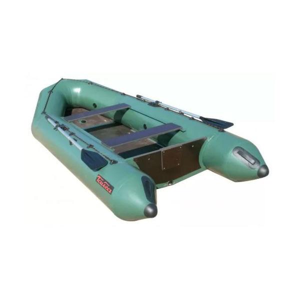 Лодка ПВХ Тайга-270 (под мотор 4 л.с) (С-Пб)