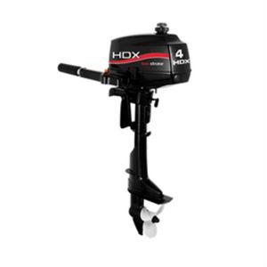 Лодочный мотор 2-х тактный HDX T 4 BMS