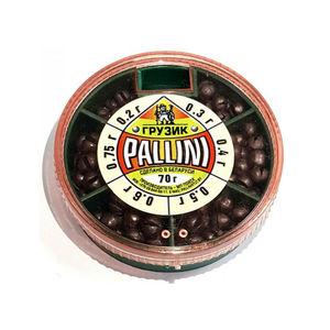 Набор грузов Pallini малый 70 гр