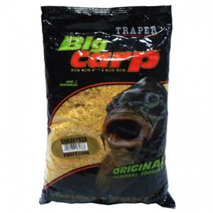 00147_Big Carp Corn (Прикормка Кукуруза) 1кг. TRAPER