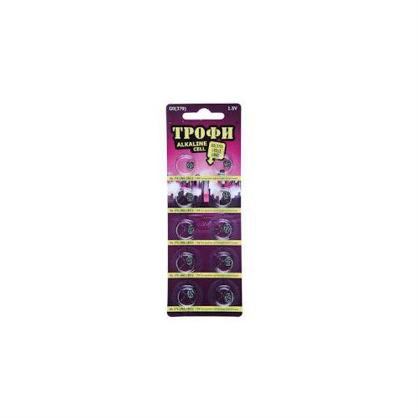 Элемент питания TROFI G11 (361) 2шт