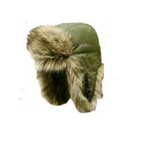 Шапка ушанка Arctic волк, хаки, Kosadaka