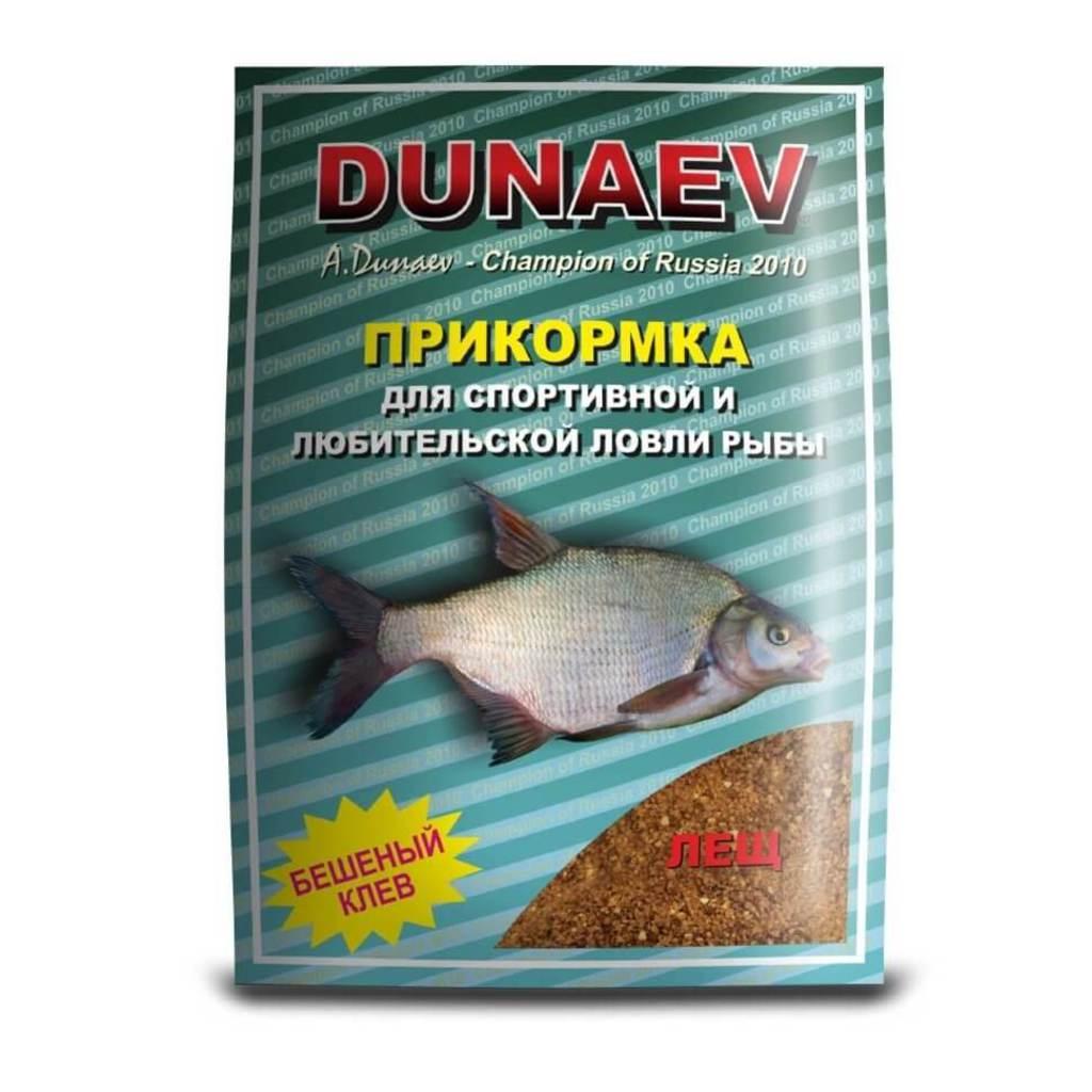 Прикормка DUNAEV СТАНДАРТ 0.9кг Лещ